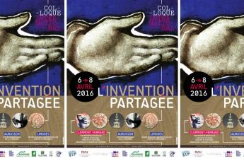 Affiche colloque invention partagée