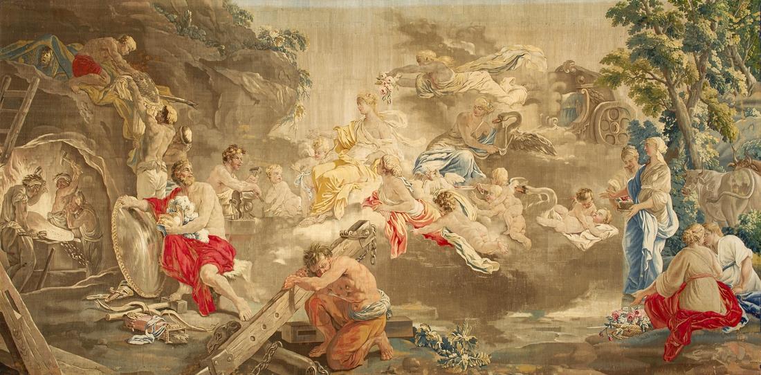 Musée de la tapisserie d'Aubusson / Cité internationale de la tapisserie
