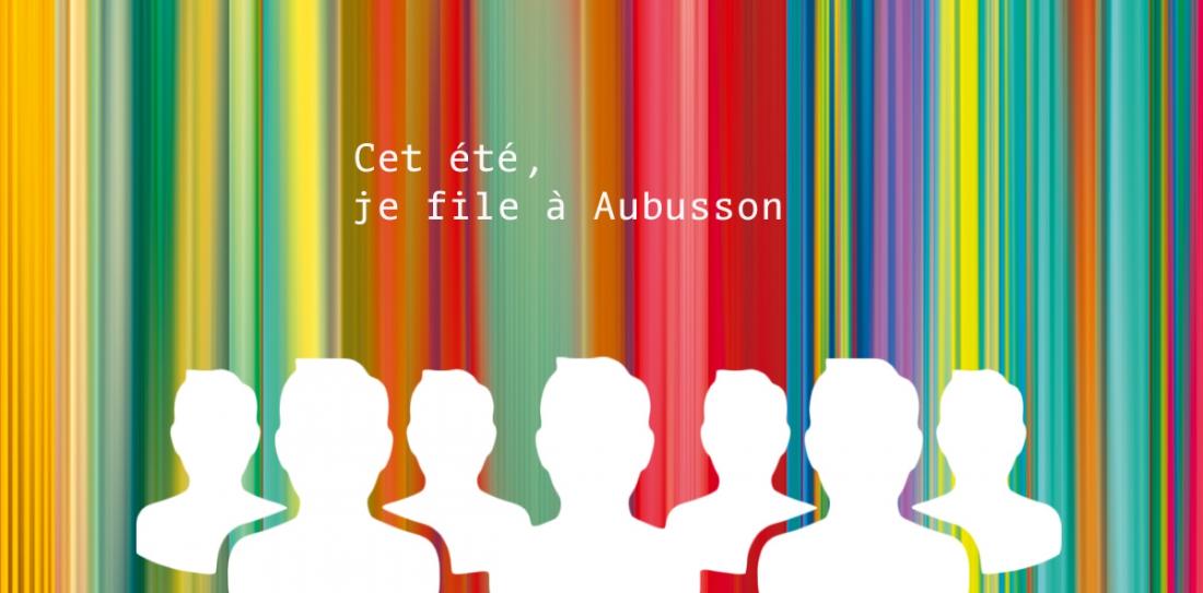 Je file à Aubusson