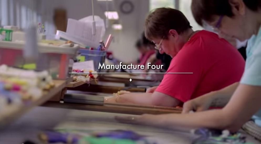 La Cité de la Tapisserie 1/3 - Four Manufactory