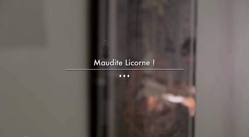 La Cité de la Tapisserie 3/3 - Bloody Unicorn ! / Marion Lozach