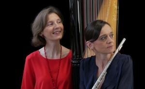 Portraits de femme : duo harpe-flûte au cœur de l'exposition