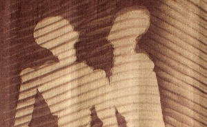 Shadows, d'après Man Ray : un tissage unique