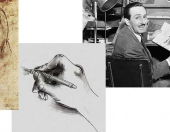 Ateliers Les stratégies de la créativité: Léonard de Vinci et Walt Disney