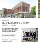 La Cité de la tapisserie et la CCI de la région signent une convention de partenariat - communiqué