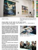 La première tapisserie Tolkien exposée à la Cité (communiqué)